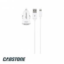 Зарядно за кола с Apple Lightning Connector Cabstone